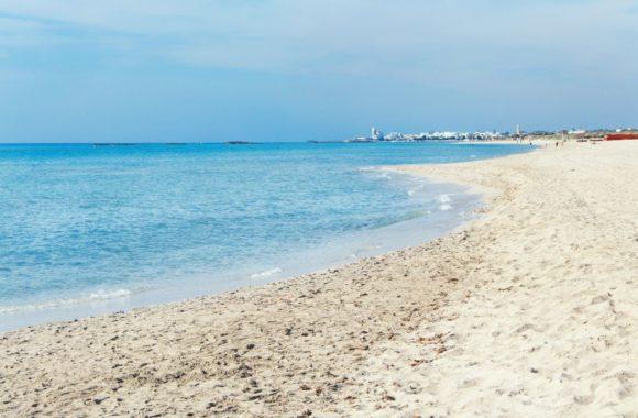 spiagge salento
